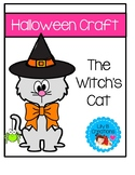 Halloween Art Project - The Witch's Cat