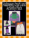 Halloween Craft and Activity Pack