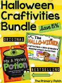 Halloween Craftivities Bundle: Mix A Money Potion & The Hallo-Wiener Activities
