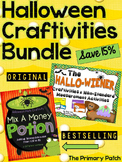 Halloween Craftivities Bundle: Mix A Money Potion & The Hallo-Wiener Activities