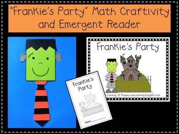 Halloween Craftivity & Emergent Reader Pack