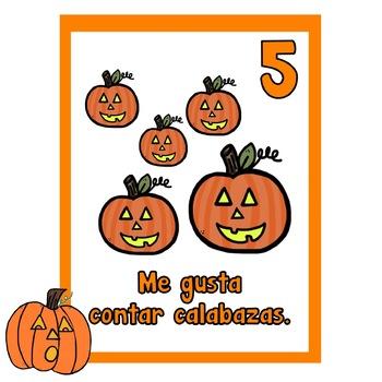 Halloween Craftivity {Spanish}