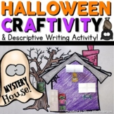 Halloween Activity Craft and Halloween Writing Exercise