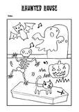 Halloween Crafts (Preschool and Kindergarten)