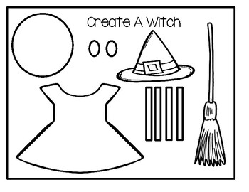 Halloween - Craft Sheets