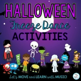 Halloween Creative Monster Moves: Brain Breaks, Movement A