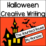 Halloween Creative Writing Activities