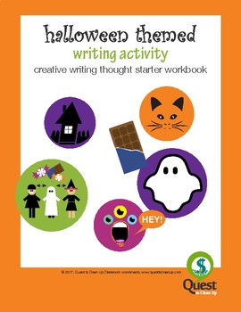 Halloween Creative Writing Activity