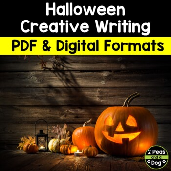 Halloween Creative Writing Assignment