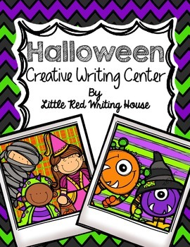 Halloween Creative Writing Center