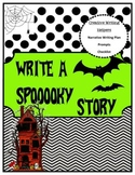 Narrative Writing Helpers - How to write a Spooky Story