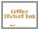 Halloween Creepy Texture Book