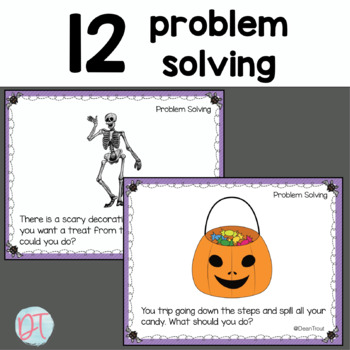 Halloween Activities Critical Thinking