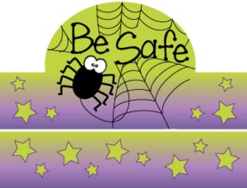 Halloween Crowns **FUN SPIDER**