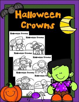 Halloween Crowns / Headbands