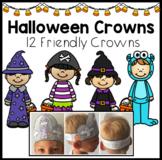 Halloween Crowns - A Fun Halloween Craft