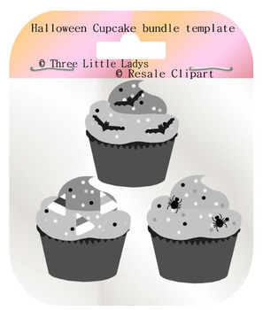 Halloween Cupcake Bundle