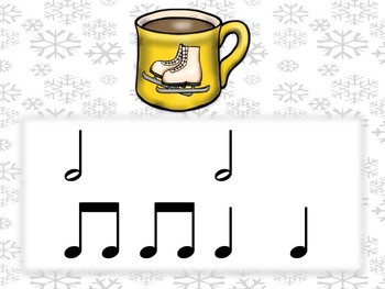 Hot Cocoa Rhythms Half Note