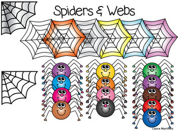 Halloween Cuties Clipart