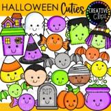 Halloween Cuties Clipart {Halloween Clipart}