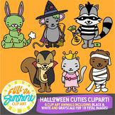 Halloween Cuties [Full-On Sunshine Clip Art]