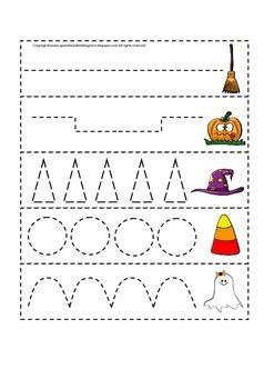 Halloween Cutting Strips