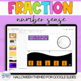 Halloween DISTANCE LEARNING Comparing and Ordering Fractio