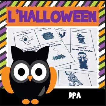 Halloween - DPA Activity