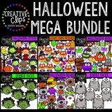 Halloween Clipart Mega Bundle {Creative Clips Clipart}