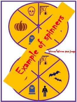 Halloween Data-Bilingual