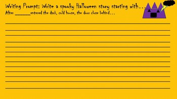 Halloween Day Packet-Bilingual!
