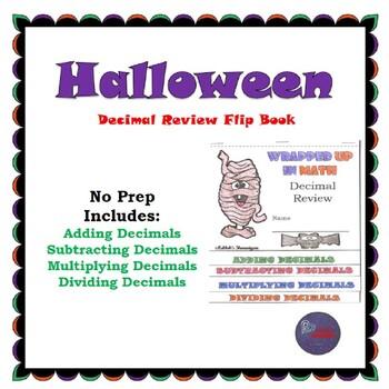 Halloween Decimal  Review
