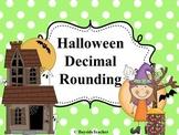 Halloween Decimal Rounding #2 - Rotation Cards