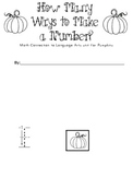 Halloween Decomposing numbers to 5