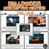 Halloween Descriptive Writing