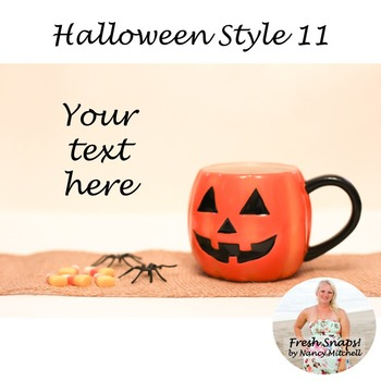 Halloween Desk Image Bundle