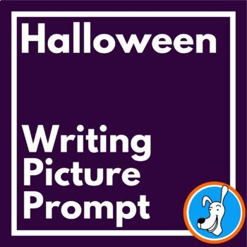 Halloween Writing Picture Prompt