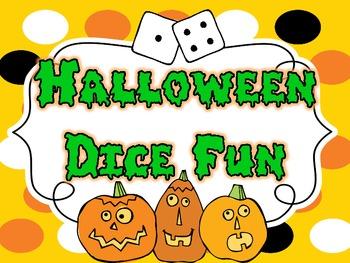 Halloween Dice Fun