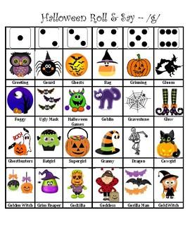 Halloween Dice Roll - /g/