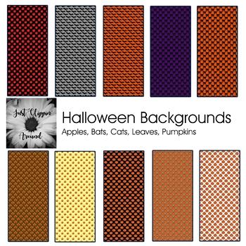 Halloween Digital Backgrounds