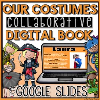 Halloween Digital Book in Google Slides™