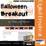 Halloween Digital Breakout