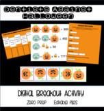Halloween Digital Breakout- for Middle School!