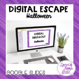 Halloween Digital Escape (Google Slides)