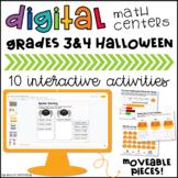 Digital Halloween Math Activities: Distance Learning