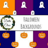 Halloween Digital Paper Backgrounds