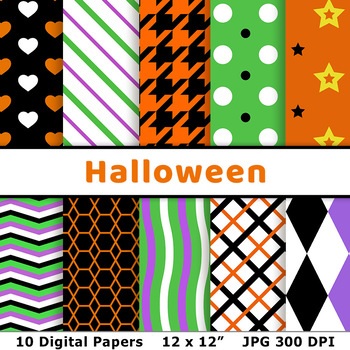 photo about Printable Halloween Paper referred to as Halloween Electronic Paper, Black and Orange Backgrounds, Oct Sbook Paper
