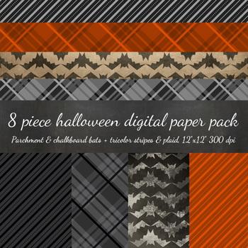 Digital Paper - Halloween