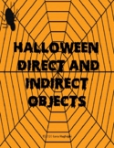 Halloween Direct and Indirect Objects