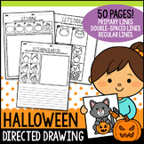 Directed Drawing Halloween